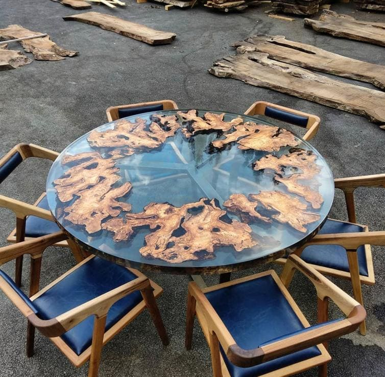 Table / Meuble Epoxy